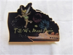 Disney Trading Pin 67691: DCL - Puzzle Series - ''Till We Meet Again'' / Tinker Bell (GWP)