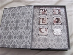 Disney Trading Pin 68124 WDW - Friday the 13th at The Haunted Mansion® - Wedding Album 6 Pin Boxed Set