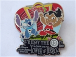 Disney Trading Pins   68138 DLR - Friday the 13th Boxed Set - Falling for You - Lilo and Sitch Only