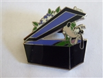 Disney Trading Pin 68154 DLR - The Haunted Mansion Collection 2009 - Goofy as the Coffin Ghost