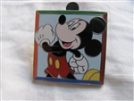 Disney Trading Pin 68267: WDW Promotion - Mickey and Friends Puzzle Pin - Mickey Mouse