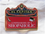 Disney Trading Pin 68343 DSF - El Capitan Theater Marquee - Confessions of a Shopaholic