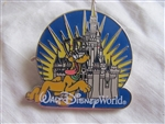 Disney Trading Pin 68373: WDW - Celebrate Everyday - Deluxe Starter Set - Pluto Only