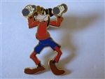 Disney Trading Pin 68447 DEC - Goofy with Weights