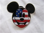 Mickey Mouse - American Flag