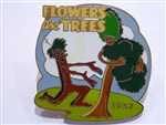 Disney Trading Pins Countdown to the Millennium Series #68 (Flowers and Trees)