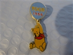 Disney Trading Pin  6961 100 Years of Dreams #2 - Pooh (1966)