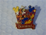 Disney Trading Pin Travel Company Celebrate Goofy & Pluto Pin