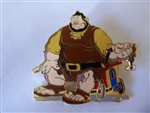 Disney Trading Pin 6986 WDW - Mickey's Trade Parade 'Giant' Float #8