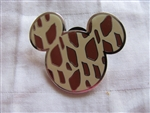 Disney Trading Pins 70004: Mickey Mouse Icon - Giraffe Print