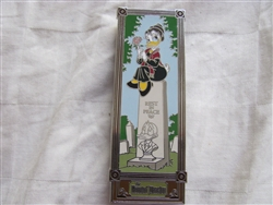 Disney Trading Pin 70024: Haunted Mansion - Characters in Stretching Room - Daisy on Tombstone
