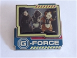 Disney Trading Pin 70031: G-Force - Logo