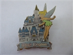 Disney Trading Pin  70034 WDW - Magic Kingdom - Tinker Bell with Cinderella Castle