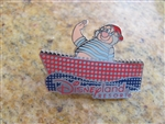Disney Trading Pins 7036 DCA - Electrical Parade - Mr. Smee in Rowboat