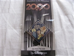 Disney Trading Pins Countdown to the Millennium Series #41 (Beauty and the Beast)