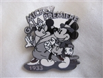 Disney Trading Pin  7088: 100 Years of Dreams #9 - Mickey's Gala Premiere (1933)