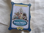 Disney Trading Pins 7089: 100 Years of Dreams #10 - Snow White Poster (1937)