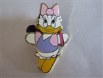 Disney Trading Pins  Character Pop Art - Daisy