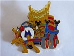 Disney Trading Pin  7119 WDW - Mickey's Trade Parade Float #9 Pluto
