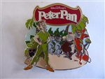 Disney Trading Pins 71264 Walt's Classic Collection - Peter Pan - Peter Pan with Lost Boys