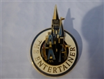 Disney Trading Pin 7127 WDW - Celebrating the Life of Walt Disney (The Entertainer)