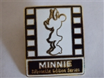 Disney Trading Pin  7134 WDW - Silhouette Edition Series (Minnie)