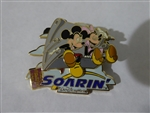 Disney Trading Pins 71463 WDW E-Ticket Attractions Soarin'