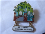 Disney Trading Pins  71890 DLR - 'Create-A-Pin - The Haunted Mansion® - 40 Years'