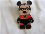 Disney Trading Pin 71999: Vinylmation Mystery Pin Collection - Park #2 - Incredibles Mickey