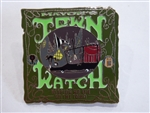 Disney Trading Pins  72509 Halloweentown Ads and Services - Mayor's Town Watch