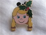 Disney Trading Pin  72734: DLR - it's a small world' Holiday Disney Characters Mystery Collection - Cinderella only