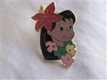 Disney Trading Pin  72737: DLR - it's a small world' Holiday Disney Characters Mystery Collection - Lilo only