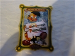 Disney Trading Pin 7283 100 Years of Dreams #20 Pinocchio Poster