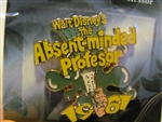 Disney Trading Pin 7285 100 Years of Dreams #23 The Absent-Minded Professor