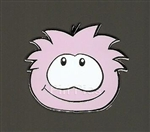Disney Trading Pins Club Penguin - Puffles- Pink Puffle