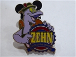Disney Trading Pins 73013: WDW - 10th Pin Trading Anniversary Promotion - Figment