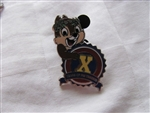 Disney Trading Pins 73016: WDW - 10th Pin Trading Anniversary Promotion - Chip