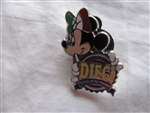 Disney Trading Pins 73018: WDW - 10th Pin Trading Anniversary Promotion - Minnie
