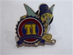 Disney Trading Pin WDW 10th Pin Trading Anniversary Promotion - Tinker Bell