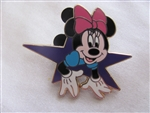 Disney Trading Pins 73262: Jerry Leigh - Minnie Mouse in purple star