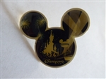 Disney Trading Pins  7351 DLP - Mickey Mouse Ears (2 Parks)