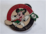 Disney Trading Pin  73708 DLR-Matterhorn Bobsleds - GWP Mickey Mouse - Ears to a Good Day's Climb
