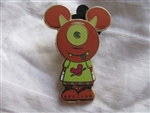 Disney Trading Pin 73757: Mickey Monsters - Ogg