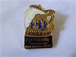 Disney Trading Pin 7391 2001 Oktoberfest Germany EPCOT Pin