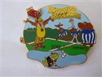Disney Trading Pin 7393 Bedknobs And Broomsticks 30th Anniversary