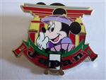 Disney Trading Pin Epcot World Showcase - Minnie Mouse at the Japan Pavilion