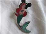 Disney Trading Pin 74196: Ariel and Ursula Set (Ariel Only)