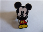 Disney Trading Pins Cute Characters - Mickey Mouse and Friends (Version #2) - Mickey Mouse