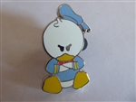 Disney Trading Pins Cute Characters - Mickey Mouse and Friends (Version #2) - Donald Duck