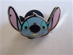 Disney Trading Pin Cute Characters - Faces  - Stitch